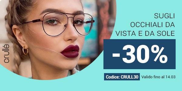 occhiali da vista e sole