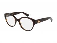 Occhiali da vista Tondi - Gucci GG0099O-002