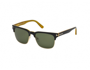 Occhiali da sole Browline - Tom Ford LOUIS FT0386 05N