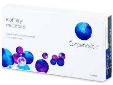 Biofinity Multifocal (3lenti) - Lenti a contatto multifocali