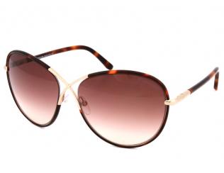 Occhiali da sole Oversize - Tom Ford ROSIE FT0344 56F