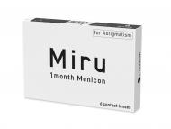 Lenti a contatto per astigmatismo - Miru 1 Month Menicon for Astigmatism (6 lenti)