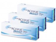 Johnson and Johnson - 1 Day Acuvue Moist for Astigmatism (90lenti)