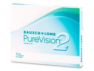 Bausch and Lomb - PureVision 2 (3 lenti)