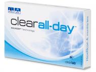 Lenti a contatto mensili - Clear All-Day (6lenti)