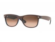 Occhiali da sole Wayfarer - Ray-Ban NEW WAYFARER RB2132 6310A5