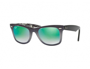 Occhiali da sole Classic Way - Ray-Ban ORIGINAL WAYFARER FLORAL RB2140 11994J
