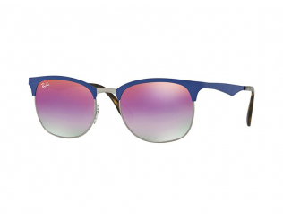 Occhiali da sole Browline - Ray-Ban RB3538 9005A9