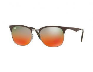 Occhiali da sole Browline - Ray-Ban RB3538 9006A8