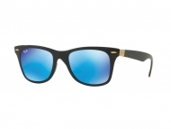 Occhiali da sole Wayfarer - Ray-Ban WAYFARER LITEFORCE RB4195 631855