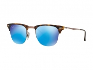 Occhiali da sole Clubmaster - Ray-Ban CLUBMASTER LIGHT RAY RB8056 175/55