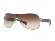 Occhiali da sole Mascherina - Ray-Ban RB3471 - 029/13