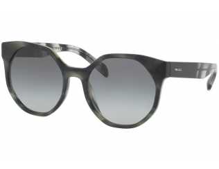 Occhiali da sole Oversize - Prada PR 11TS USI3M1