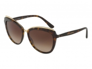 Occhiali da sole Cat Eye - Dolce & Gabbana DG 4304 502/13