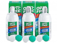 Lenti a contatto Alcon - Soluzione OPTI-FREE Express 3 x 355 ml