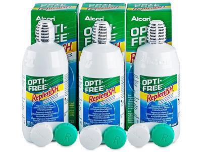 Soluzione OPTI-FREE RepleniSH 3x300ml