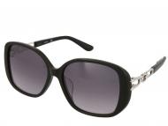 Occhiali da sole Oversize - Guess GU7563-F 01B