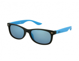 Occhiali da sole Classic Way - Occhiali da sole bambini Alensa Sport Black Blue Mirror