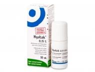 Gocce oculari - Gocce oculari Hyabak 0.15% 10 ml