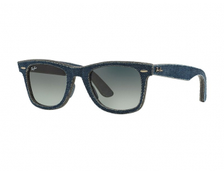 Occhiali da sole Wayfarer - Ray-Ban Original Wayfarer Denim RB2140 116371