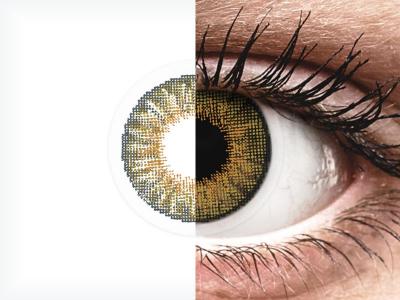 Air Optix Colors - Pure Hazel - correttive (2lenti)