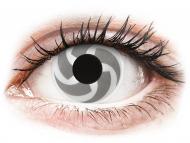 Lenti a contatto colorate speciali - non correttive - ColourVUE Crazy Lens - Blade - non correttive (2 lenti)