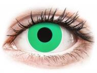 Lenti a contatto verdi - non correttive - ColourVUE Crazy Lens - Emerald (Green) - non correttive (2 lenti)