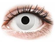 Lenti a contatto colorate speciali - non correttive - ColourVUE Crazy Lens - Mirror - non correttive (2 lenti)