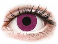 Lenti a contatto viola - non correttive - ColourVUE Crazy Lens - Purple - non correttive (2 lenti)