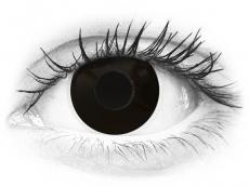 ColourVUE Crazy Lens - BlackOut - correttive (2 lenti)