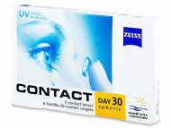 Lenti a contatto Carl Zeiss - Carl Zeiss Contact Day 30 Spheric (6lenti)
