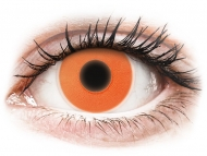 Maxvue Vision - ColourVUE Crazy Glow Orange - non correttive (2 lenti)