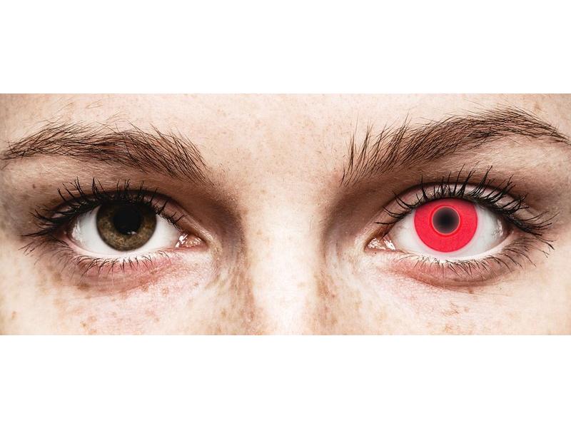 ColourVUE Crazy Glow Red - non correttive (2lenti) - ColourVUE Crazy Glow Red - non correttive (2lenti)
