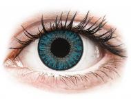 Lenti a contatto blu - correttive - TopVue Color daily - Blue - correttive (10lenti)