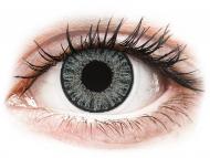 Lenti a contatto grigie - correttive - TopVue Color daily - Soft Grey - correttive (10lenti)