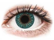 Lenti a contatto TopVue - TopVue Color - Turquoise - non correttive (2 lenti)