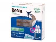 Lenti a contatto Bausch and Lomb - Soluzione ReNu Multiplus flight pack 2 x 60 ml