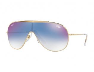 Occhiali da sole Mascherina - Ray-Ban RB3597 001/X0
