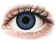 Lenti a contatto blu - non correttive - ColourVUE Glamour Blue - non correttive (2lenti)