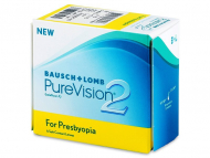 Lenti a contatto Bausch and Lomb - PureVision 2 for Presbyopia (6 lenti)