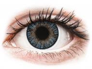 Lenti a contatto blu - non correttive - FreshLook ColorBlends Blue - non correttive (2 lenti)