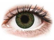 Lenti a contatto verdi - non correttive - FreshLook ColorBlends Gemstone Green - non correttive (2 lenti)
