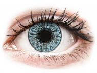Lenti a contatto colorate correttive - FreshLook Colors Blue - correttive (2 lenti)