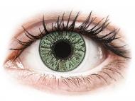 Lenti a contatto verdi - non correttive - FreshLook Colors Green  - non correttive (2 lenti)