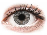 Lenti a contatto grigie - non correttive - FreshLook Colors Misty Gray - non correttive (2 lenti)