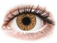 Lenti a contatto nocciola - non correttive - FreshLook Colors Hazel - non correttive (2 lenti)