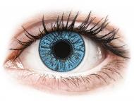 Lenti a contatto blu - correttive - FreshLook Colors Sapphire Blue - correttive (2 lenti)