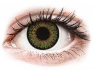 Lenti a contatto verdi - correttive - FreshLook One Day Color Green - correttive (10 lenti)