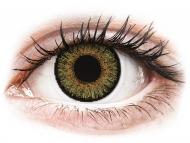 Lenti a contatto verdi - correttive - FreshLook One Day Color Pure Hazel - correttive (10 lenti)