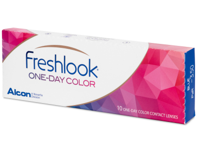 FreshLook One Day Color Pure Hazel - correttive (10 lenti)